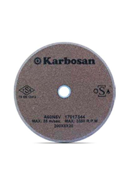 KARBOSAN Testere Taşı Nk 175x8