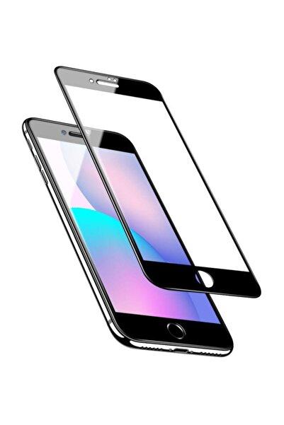 Sunix Apple Iphone 7 Plus 8 Plus 5d 6d 9d Ekran Koruyucu Kırılmaz Cam Siyah