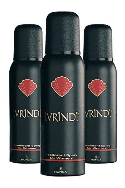 Ivrindi Klasik Kadın Deodorant 150 Ml X3