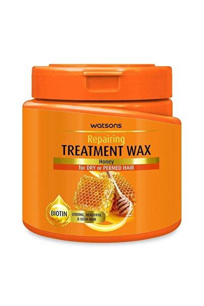 Watsons Honey Repairing Treatment Wax 500 Ml 4894532462957