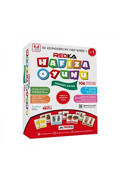 Redka Hafıza Oyunu Memory Games