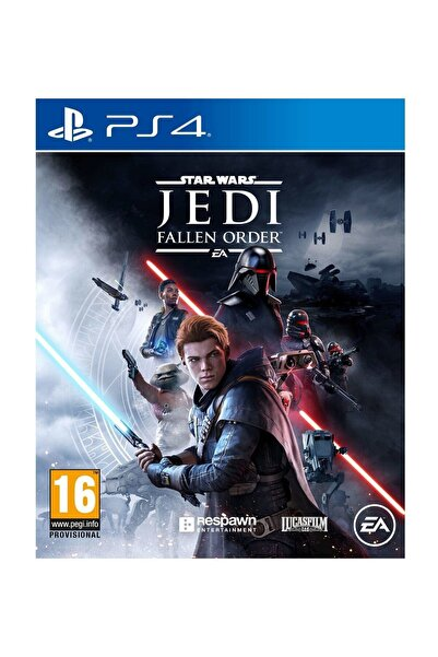Electronic Arts Star Wars Jedi: Fallen Order Ps4 Oyun