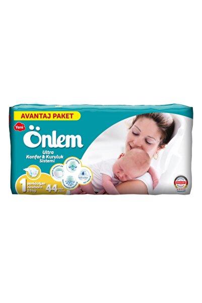ÖNLEM Bebek Bezi Avantaj Paket Newborn 44 Adet 2-5 kg