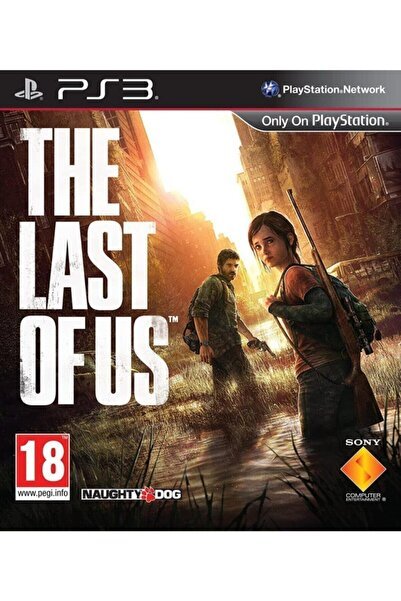 Sony The Last Of Us Ps3