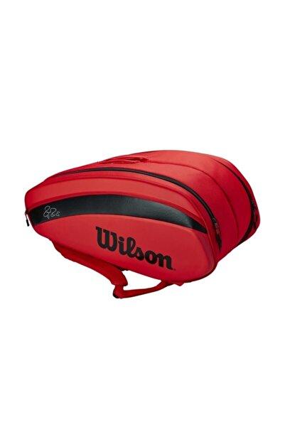 Wilson Çanta Rf Dna 12pk Kırmızı Wr8006001001