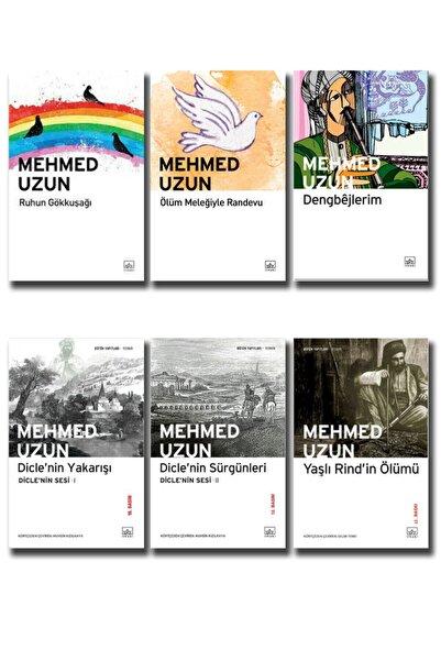 İthaki Yayınları Mehmed Uzun Seti (6 Kitap) (dicle'nin Yakarışı Ve Sürgünleri, Yaşlı Rind'in Ölümü....)