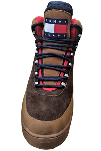Tommy Hilfiger Erkek Bot Hilfiger Expedition Boot Em0em00301