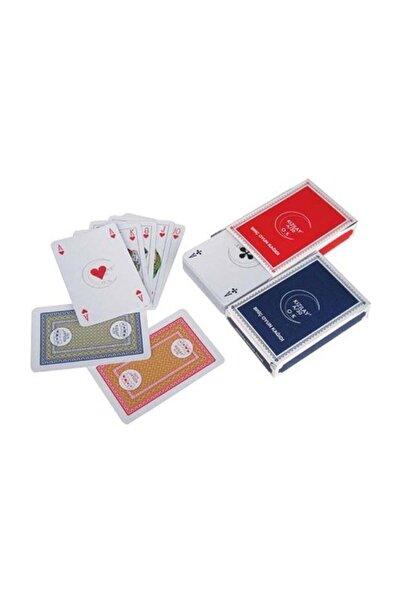 Kızılay Iskambil (poker) Oyun Kağıdı Iki Deste