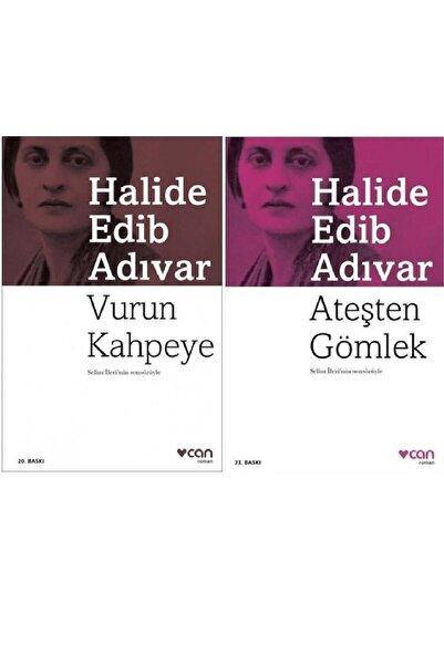 Can Yayınları Halide Edib Adıvar (vurun Kahpeye -ateşten Gömlek)