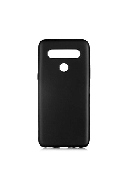 LG K61 Kılıf Mat Yumuşak New Style Soft Case