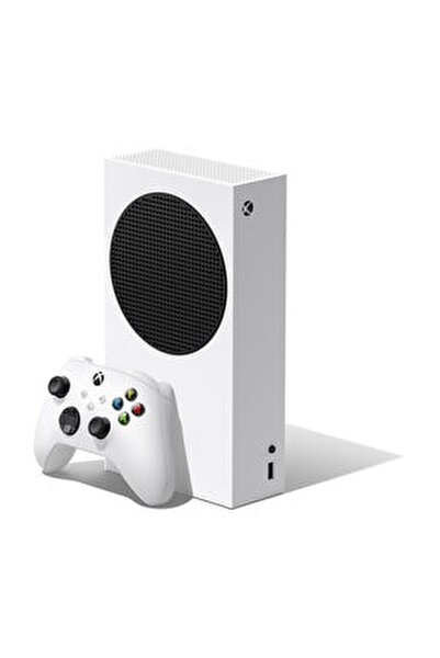 Xbox Series S 512 GB Oyun Konsolu - Beyaz (İthalatçı Garantili)