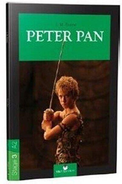 MK Publications Ingilizce Okuma Kitabı Peter Pan - Stage 3