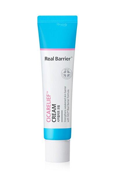 Real Barrier Cicarelief Cream - Kızarıklık Yatıştırıcı Krem 30gr