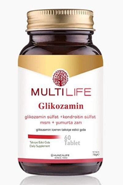 Huncalife Multilife Glikozamin Kompleks 60 Tablet