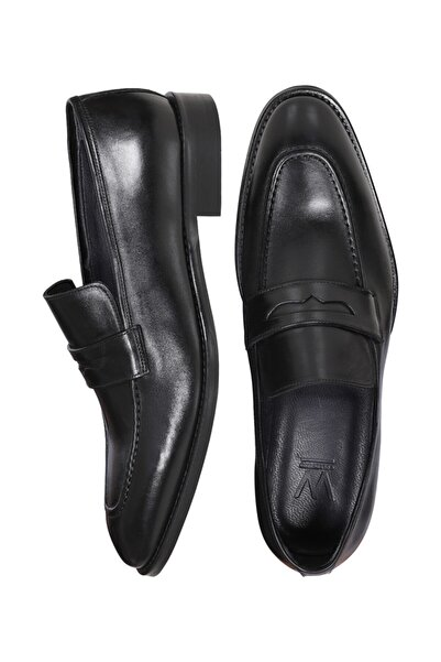 W Collection Siyah Loafer