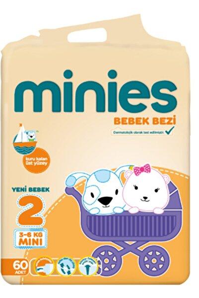 Minies Bebek Bezi Mini