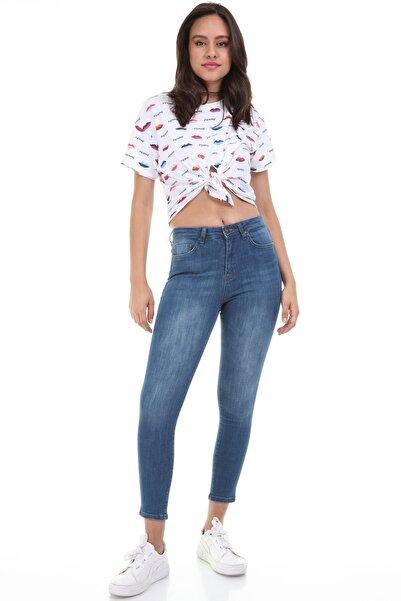 Rodi Jeans Kadın  Lara 446 Jean