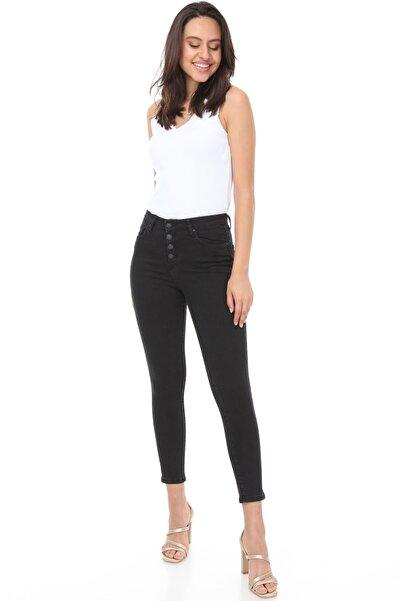 Rodi Jeans Kadın Siyah  Alara 010 Jean