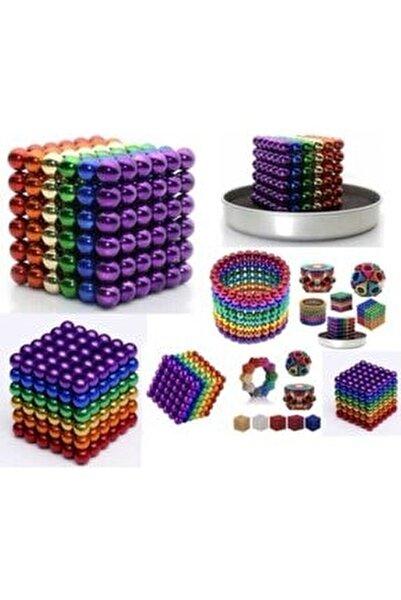 Renkli Sihirli Manyetik Mıknatıs Toplar