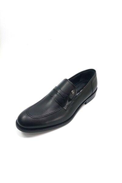 Pierre Cardin Erkek Siyah Klasik Ayakkabı