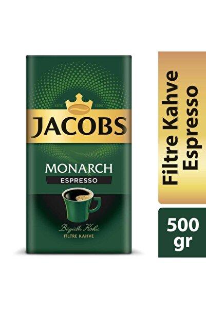 Jacobs Monarch Espresso Filtre Kahve 500 gr