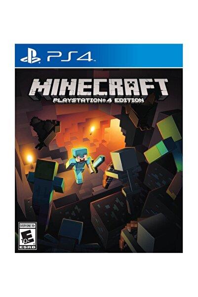 Sony Minecraft Ps4 Oyun