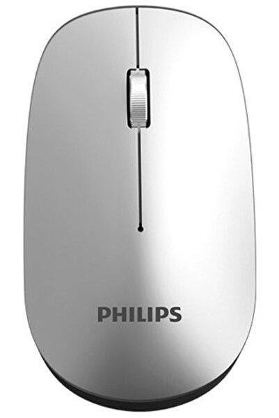 Philips Gri Spk7305 2.4ghz Gümüş 800/1000/1200/1600dpi Kablosuz Mouse