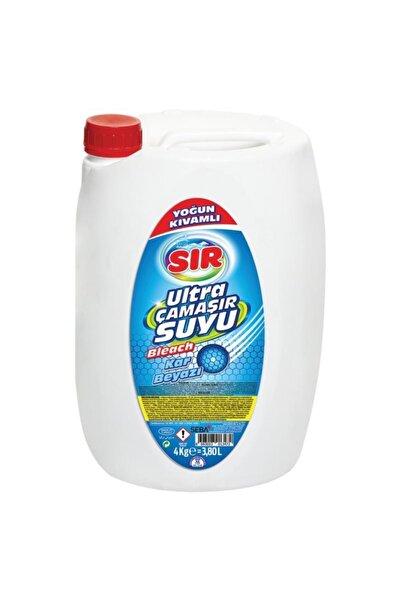 Sır Kar Beyazı Ultra Çamaşır Suyu 4lt