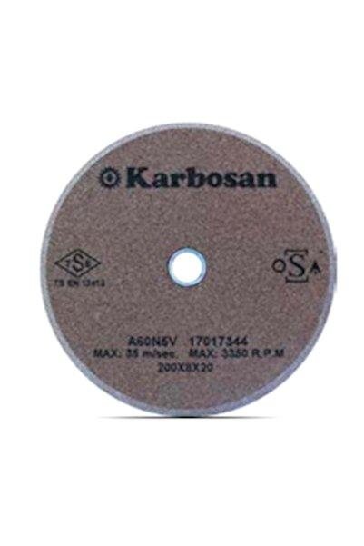 KARBOSAN Testere Taşı Nk 200x10