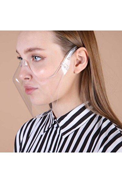 Sintaş Şeffaf Transparan Yikanabilir Maske