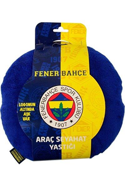 Fenerbahçe Fenerbahçe Orjinal Lisanslı Araç Seyahat Yastığı -2