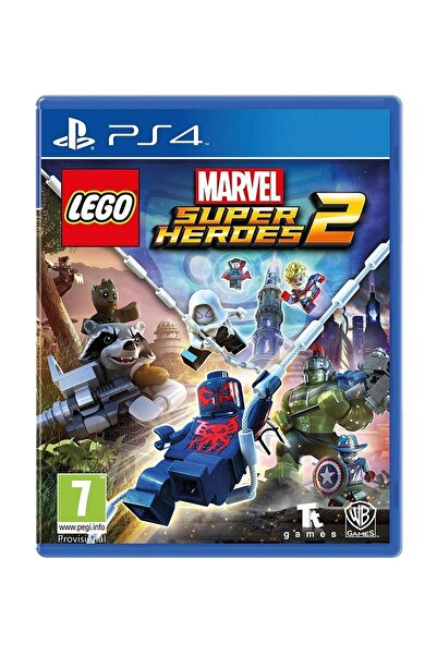 TT Games Lego Marvel Super Heroes 2 Ps4 Oyun