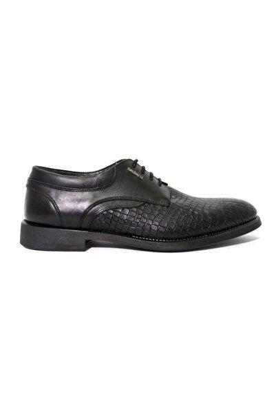 Cacharel Erkek Siyah Klasik Ayakkabı 1607
