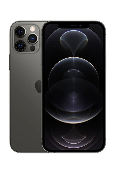 Apple iPhone 12 Pro Max 128GB Grafit Cep Telefonu(Apple Türkiye Garantili)