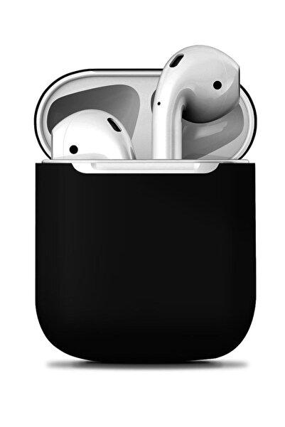 zore Apple Uyumlu  Airpods Kılıf Airbag 13 Silikon