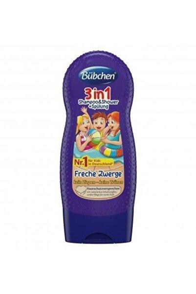 Bübchen Çocuk Şampuanı Duş Jeli 3 In1 230 Ml
