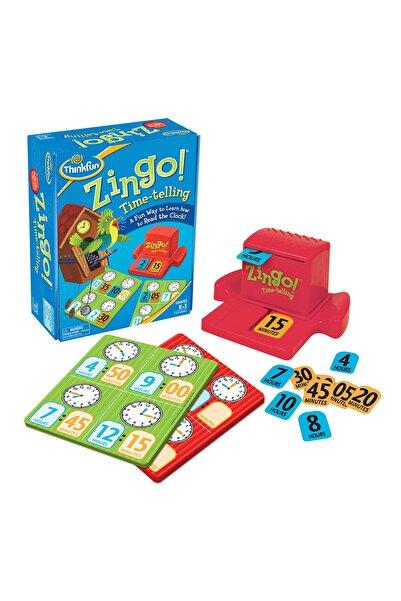 Anne Akıl Ve Zeka Oyunları Zingo! Saatler (Zingo! Time-telling)
