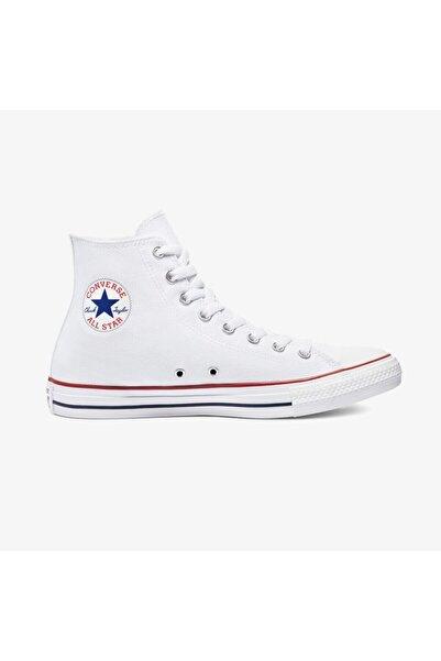 converse Unisex Beyaz Chuck Taylor All Star Hi Sneaker