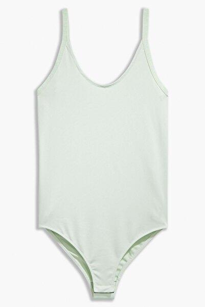 Levi's Jade Bodysuit Bok Choy Yeşil Kadın Bodysuit