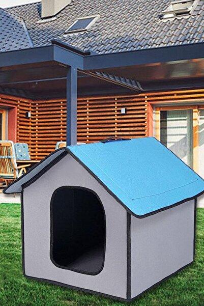 Vivyan Katlanabilir Kedi Ve Köpek Kulübesi