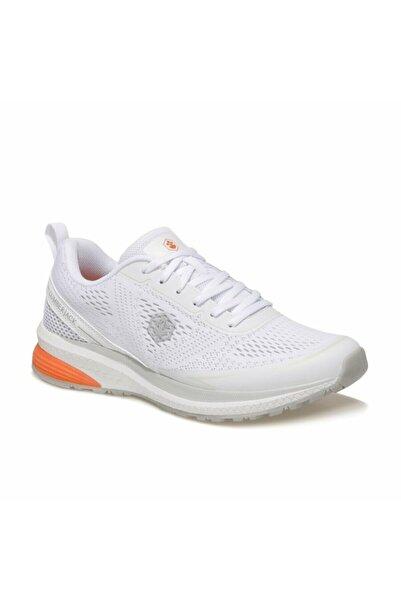 lumberjack Erkek  Cesar Beyaz Koşu Ayakkabısı Spor Ayakkabısı