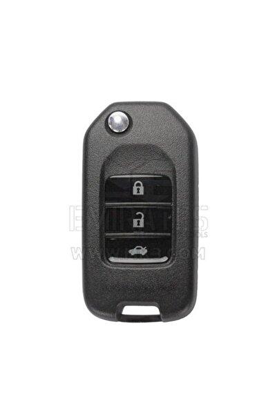 Honda Kumanda Kabı Civic Accord Anahtar Kabı Jazz Crv Logolu