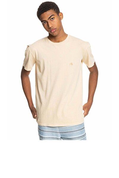 Quiksilver Basic Bubble Embroidery Erkek Tişört Eqyzt06368-wcl0
