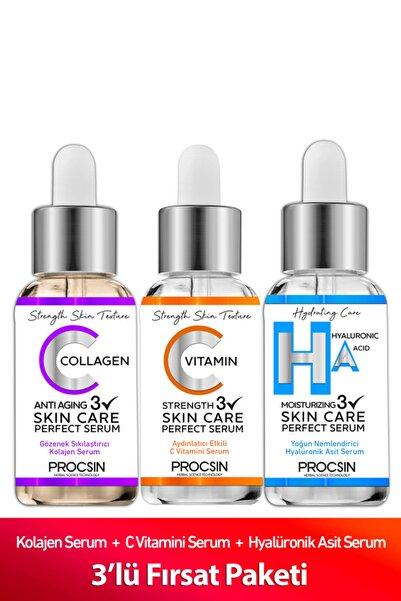 Procsin Üçlü Serum Paketi