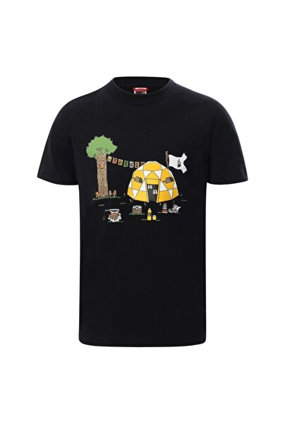 THE NORTH FACE Çocuk S/s Graphıc Tişört