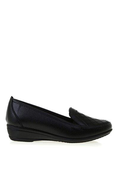 Cotton Bar Kadın Siyah Ayakkabı