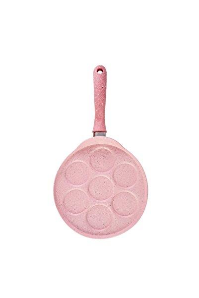 Karaca Mutfaksever Biogranit Pink Pankek Tavası