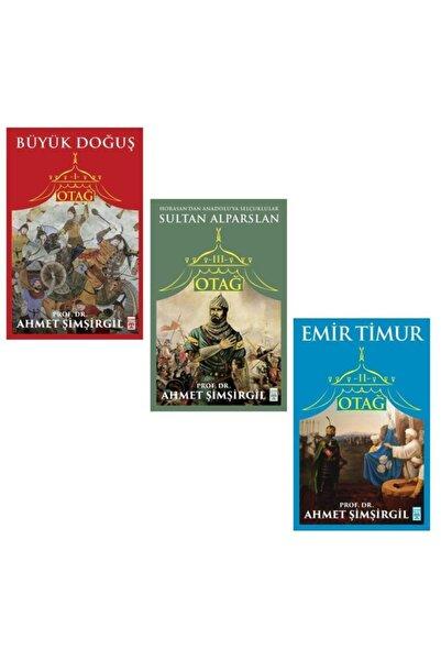 Timaş Yayınları Ahmet Şimşirgil Otağ Seti 3 Kitap