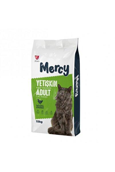 Mercry Mercy Tavuklu Yetişkin Kedi Maması 15 Kg
