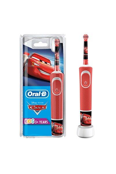 Oral-B Çocuklar İçin Şarj Edilebilir Diş Fırçası Cars Serisi